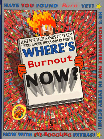 Wheres Burnout Cover